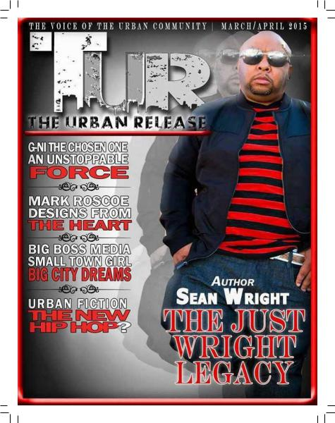 The Urban Release March / April Issue