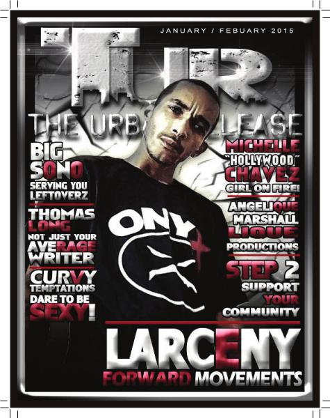 The Urban Release Premier Issue