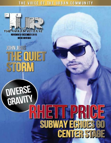 TUR Mini Magazine Nov/Dec 2015 Music Mini Mag