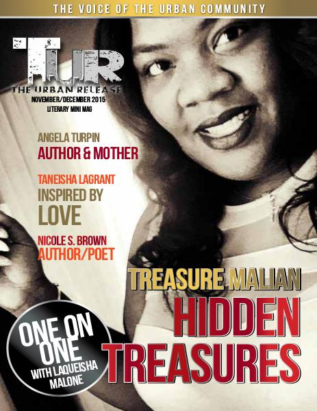 TUR Mini Magazine Nov/Dec 2015 Literary Mini Mag