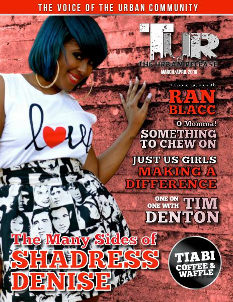 The Urban Release March/April 2016 Issue