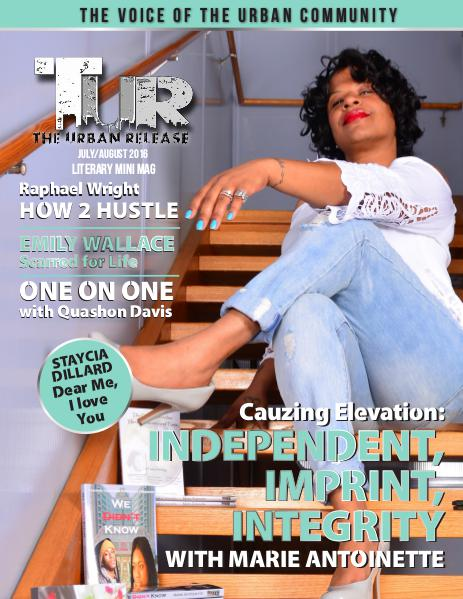TUR Mini Magazine Literary July/August 2016