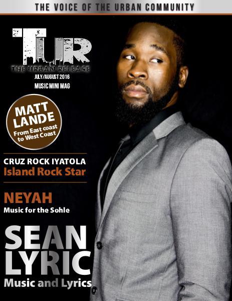 TUR Mini Magazine Music July/August 2016