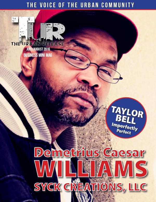 TUR Mini Magazine Business July/August 2016