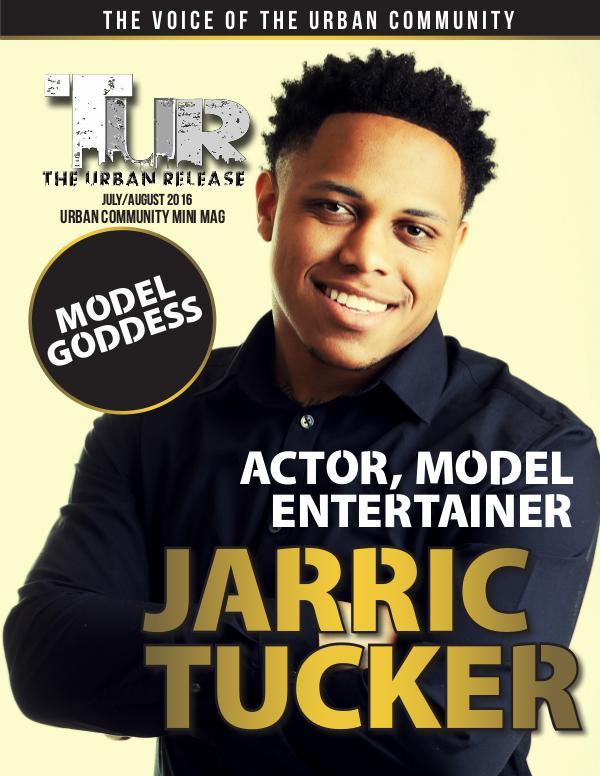 TUR Mini Magazine Urban Community July/August 2016