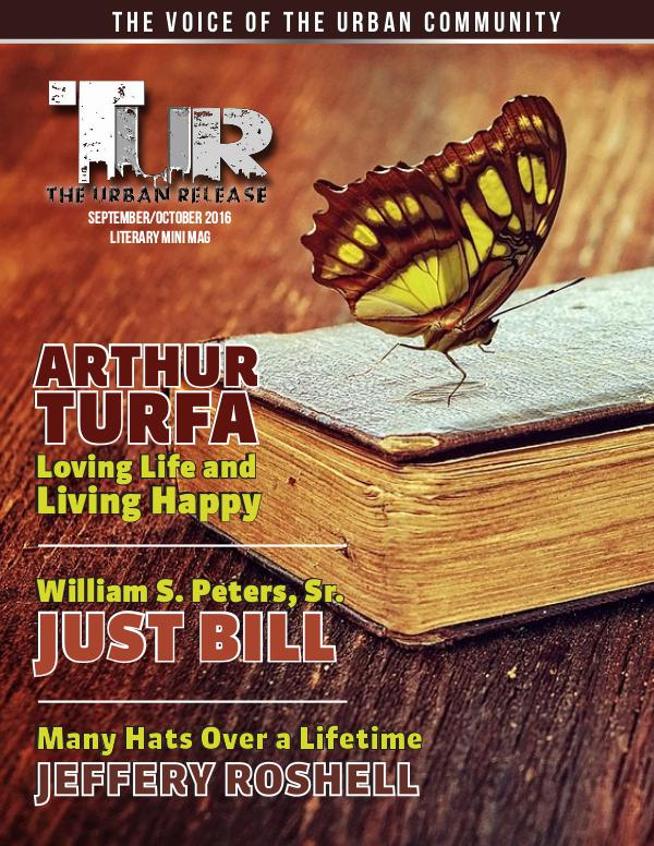 TUR Mini Magazine Sept/October 2016 Literary