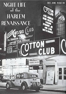 Harlem Renaissance Night Life