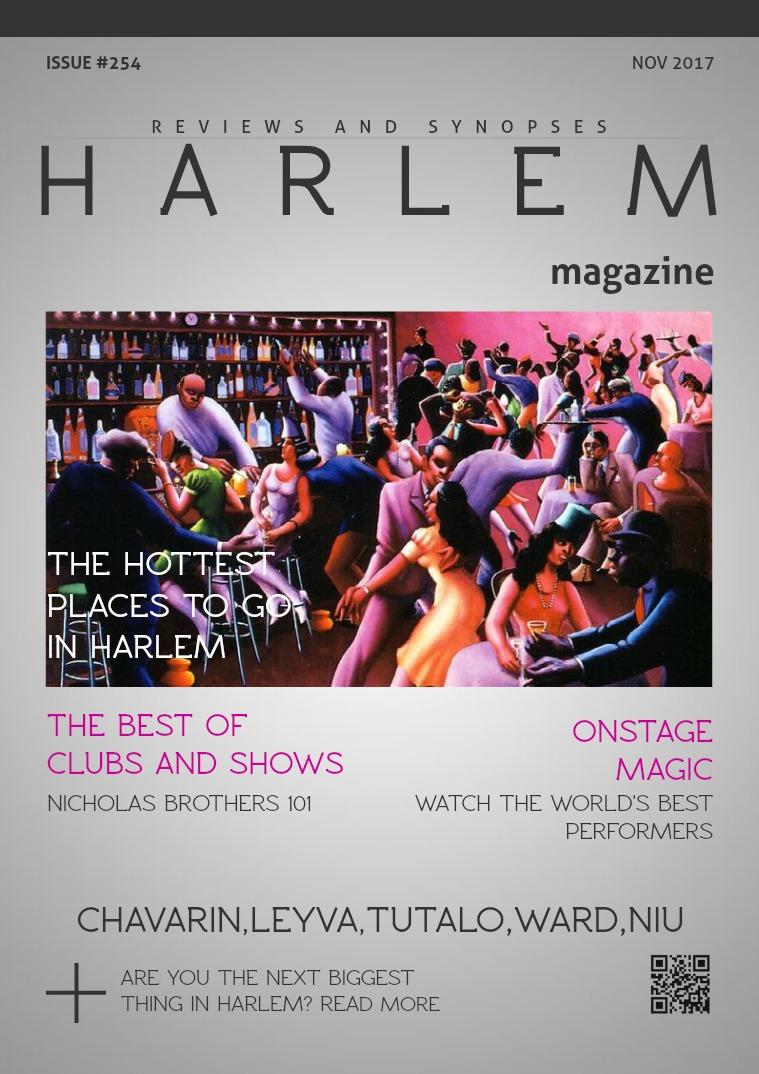 Reviews and Synopsis: Harlem 254