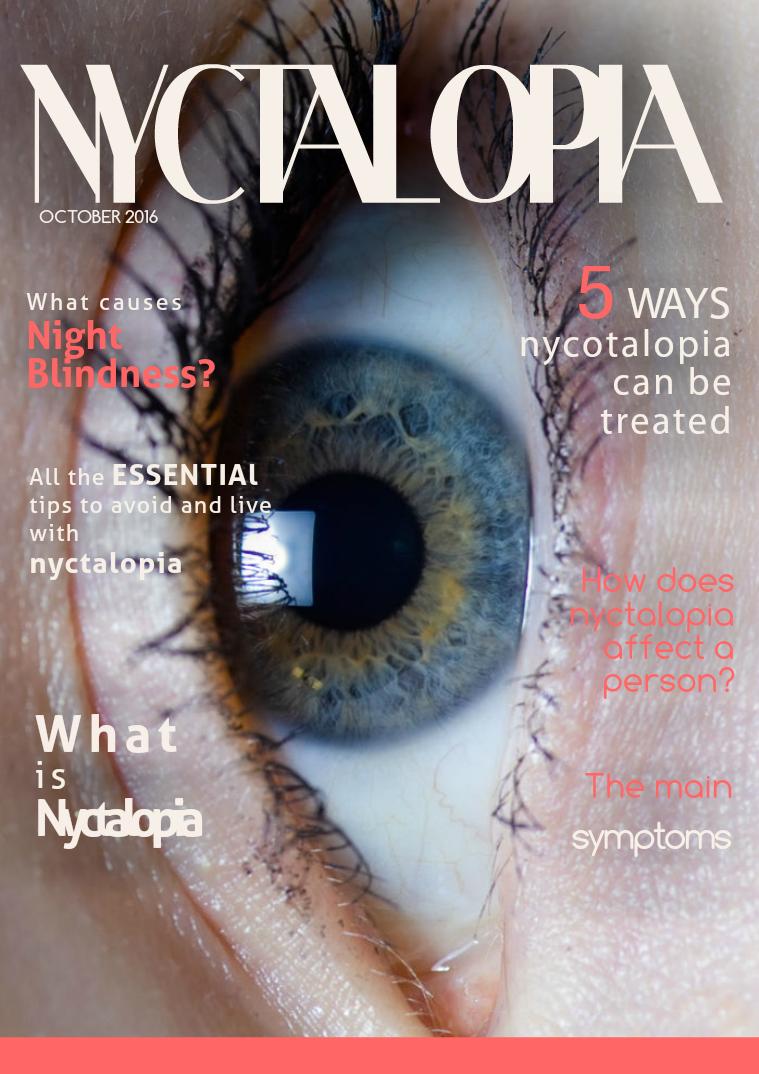 Nyctalopia 1