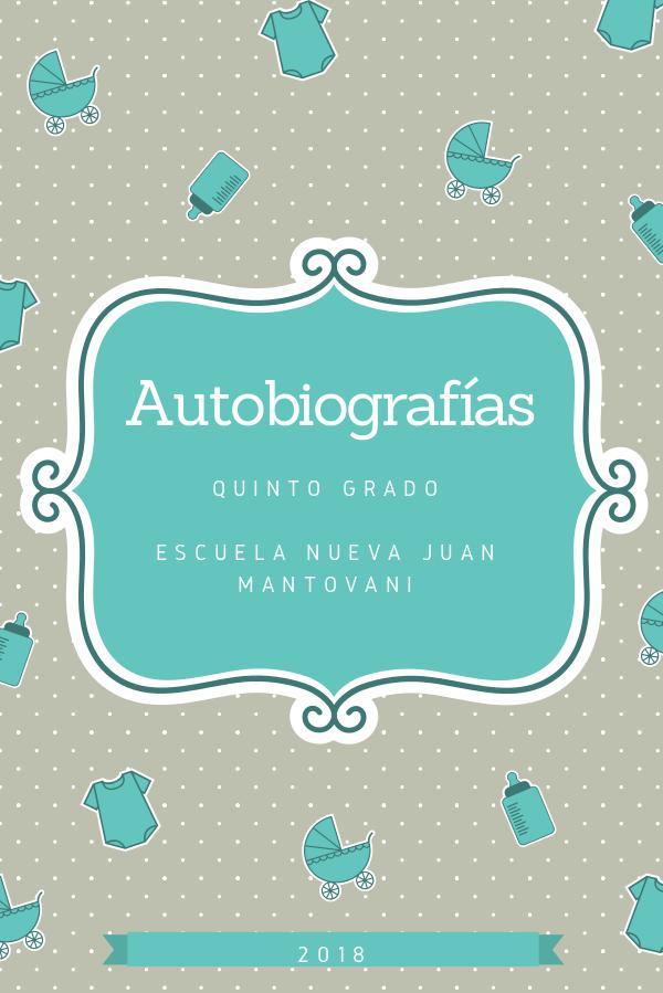 Autobiografìas5to bibliografias