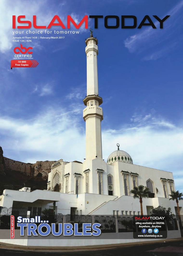 Islam Today Issue 134 DBN