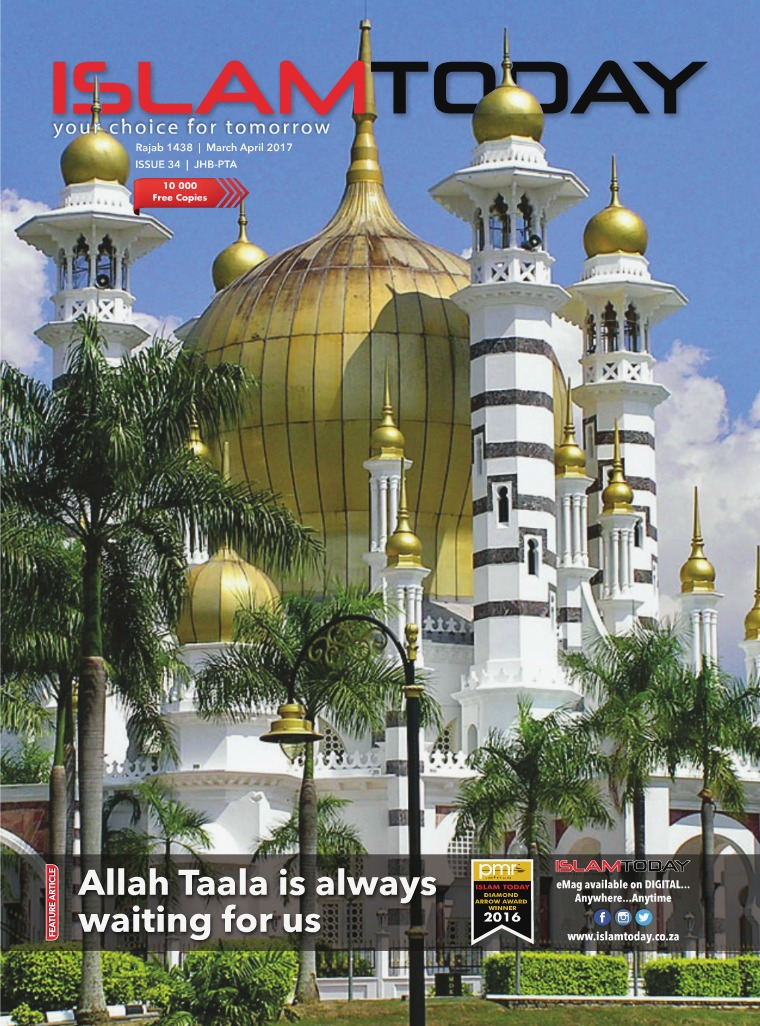 Islam Today Issue 34 JHB