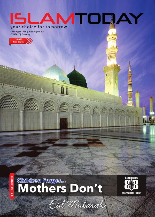 Islam Today Issue 37 JHB
