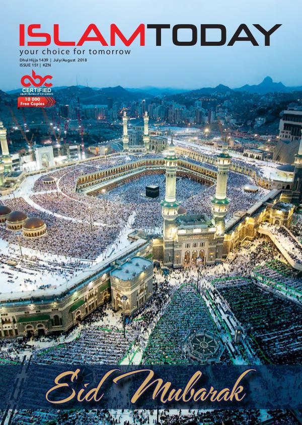 Islam Today Eid ul Adha DBN 151
