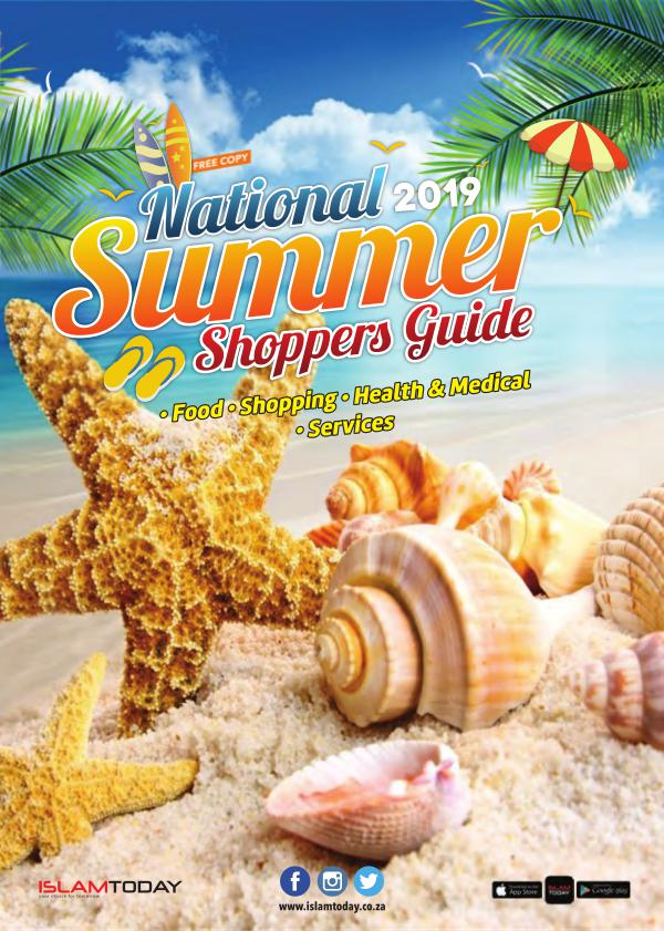 Summer Guides Summer Shoppers Guide 2019