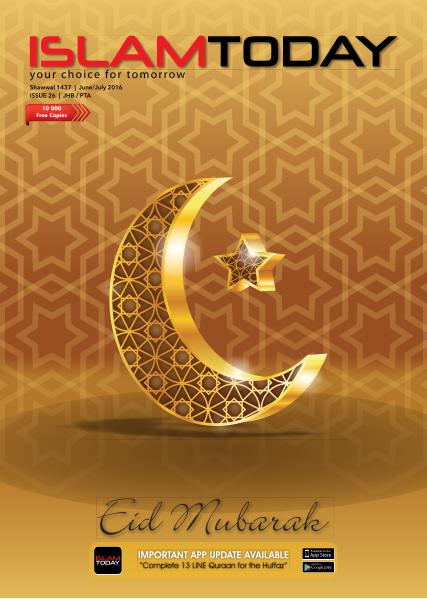 Islam Today Issue 26 JHB