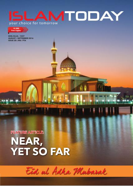 Islam Today Issue 28 JHB