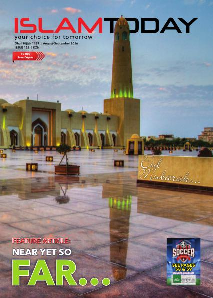 Islam Today Issue 128 DBN