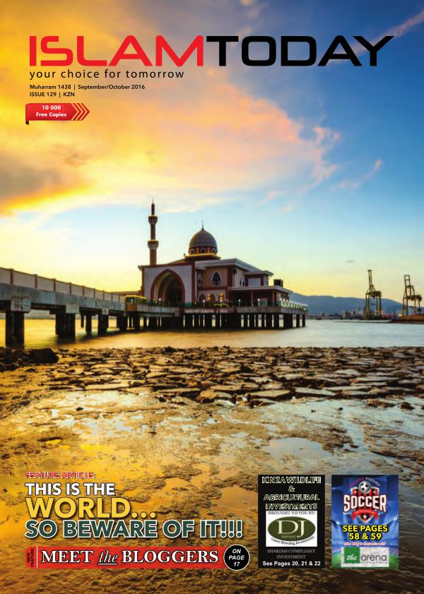 Islam Today Issue 129 DBN