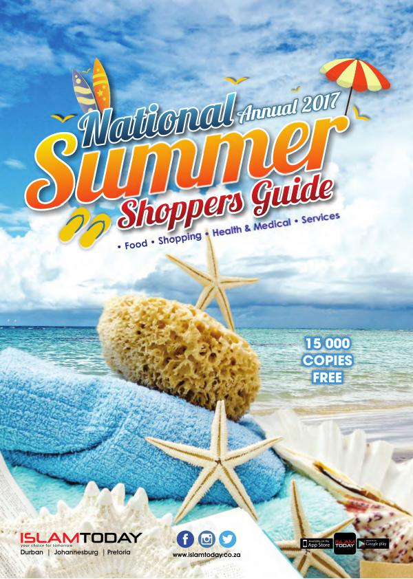 Summer Guides National Summer Shoppers guide