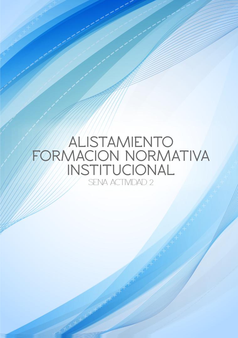 """SENA Estudio caso Induccion Instructor Sena"""""""