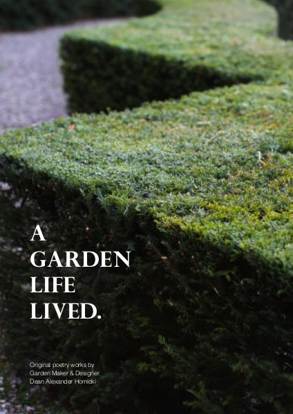 A Garden Life Lived 1st Edition