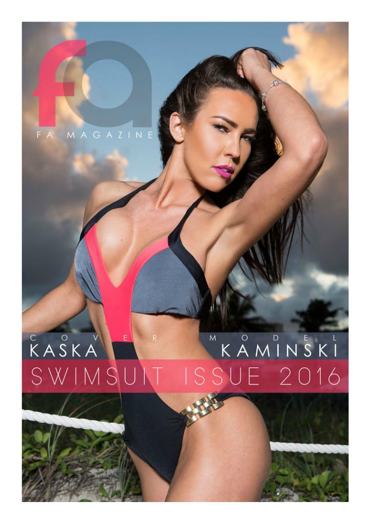 Fa Magazine SwimSuit Issue