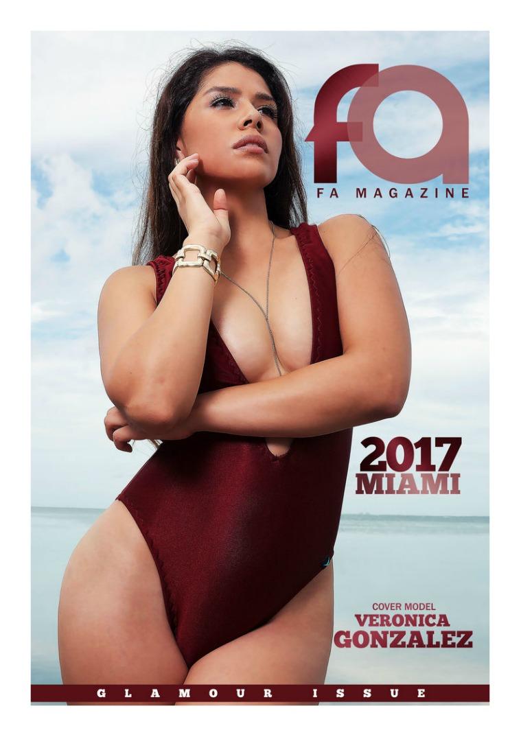 Fa Magazine Miami Glamour Issue