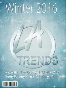 LA Trends Fashion Lookbooks
