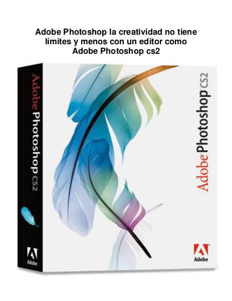 Adobe Photoshop adobe photoshop revista