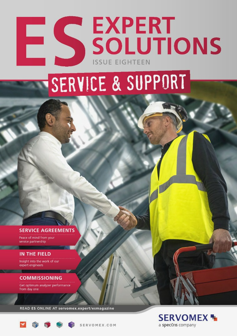 Expert Solutions Issue 18
