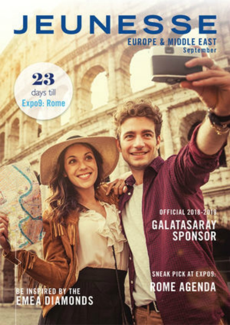 JEUNESSE Europe September 2018