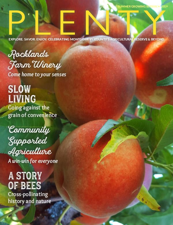 PLENTY  Magazine       SUMMER 2019 Plenty Summer 2019-joomag (1)