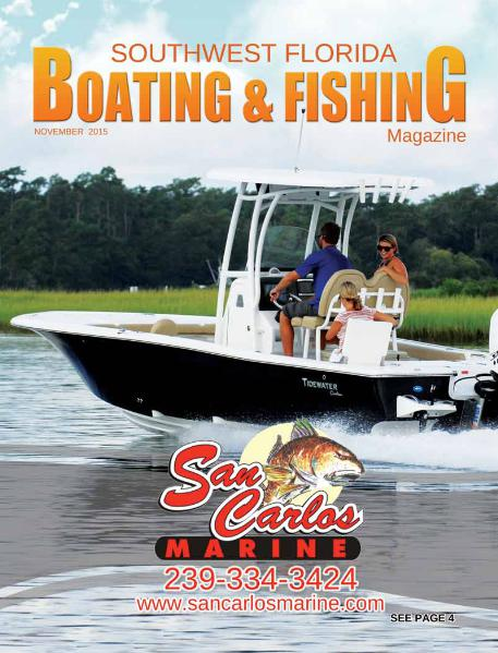 Southwest Florida Boating & Fishing Magazine Nov 2015