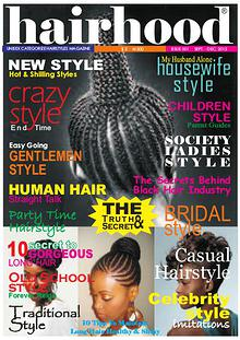 HAIRHOOD Magazine (Digital Version) t.-.