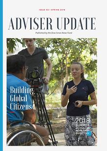 Adviser Update