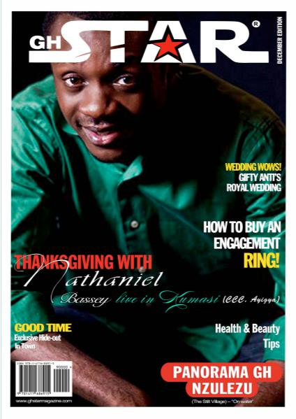 GHSTAR MAGAZINE TWO