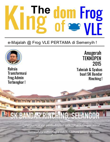 The Kingdom of Frog VLE Nov 2015