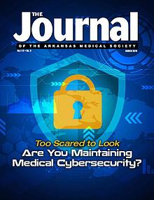 The Journal of the Arkansas Medical Society, Vol 115, No. 9
