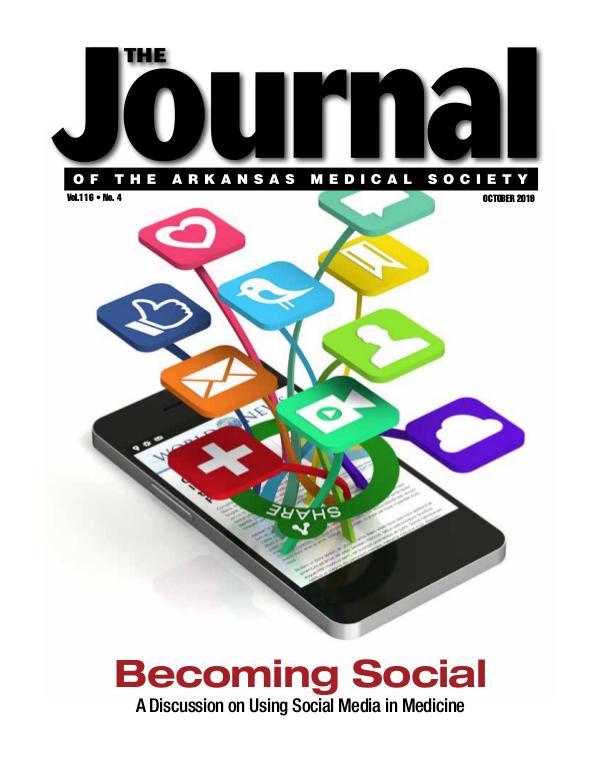 The Journal of the Arkansas Medical Society Med Journal Oct 2019 Final 2