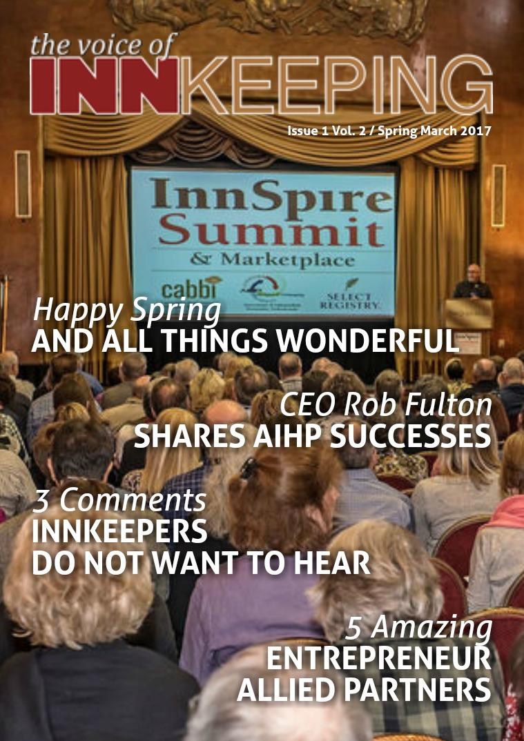 Vol. 2 Issue 1 Spring 2017