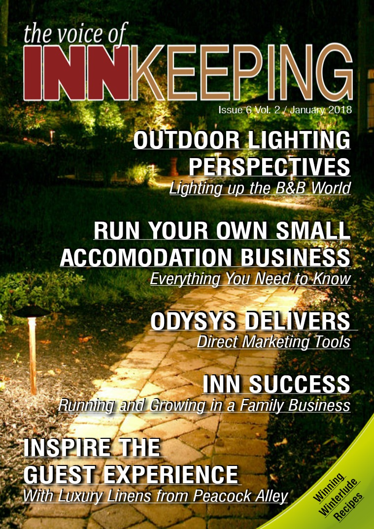 The Voice of Innkeeping Vol 2 Issue 6 January 2018