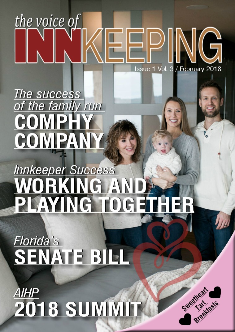 The Voice of Innkeeping Vol 3 Issue 1 February 2018