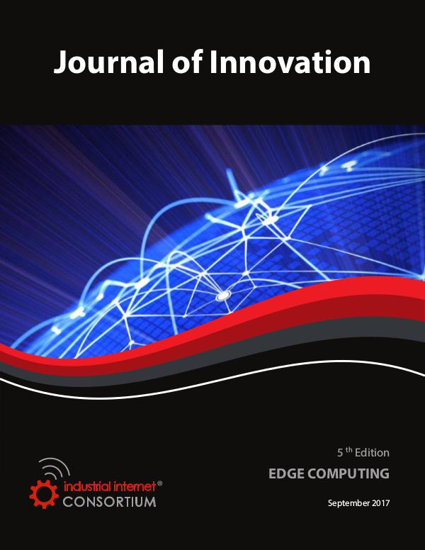 IIC Journal of Innovation 5th Edition