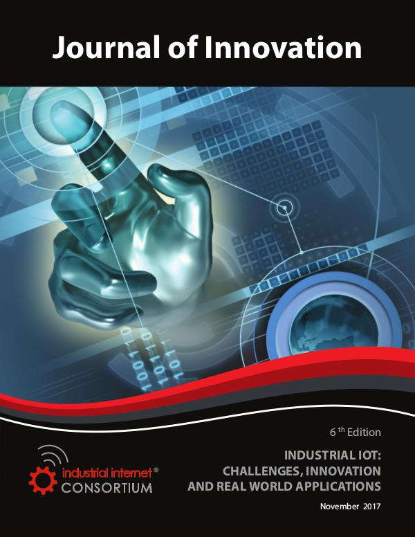 IIC Journal of Innovation 6th Edition