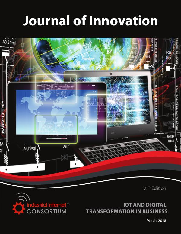 IIC Journal of Innovation 7th Edition