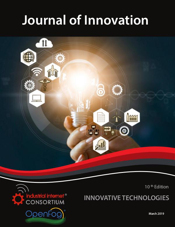 IIC Journal of Innovation 10th Edition