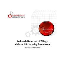 Industrial Internet Security Framework