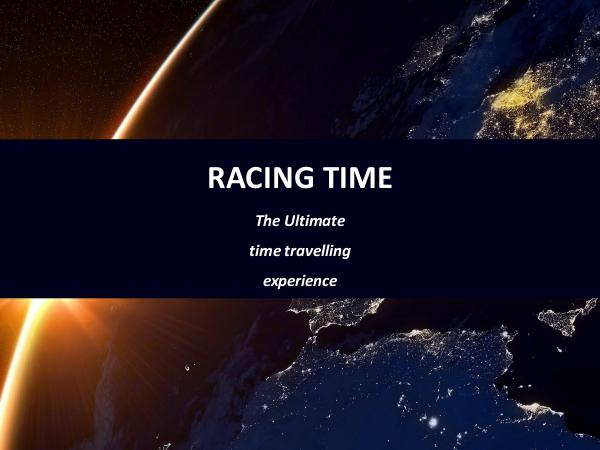 Pure Entertainment Group Racing Time Program - Concept