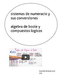 sistemas de numeracio y algebra de boole